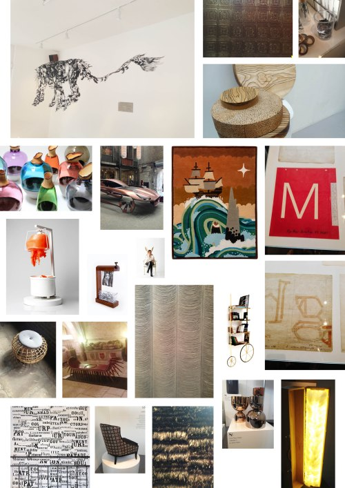 Design week imagery